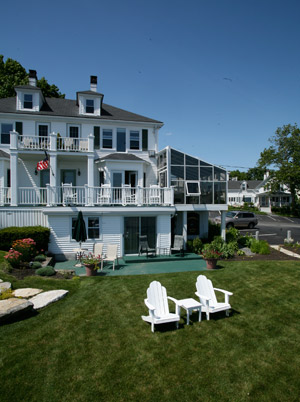 Admirals Quarters Inn at Boothbay Harbor, Maine